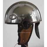 Late-Roman helmet, Intercisa II