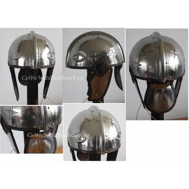 Late-Roman helmet, Intercisa II