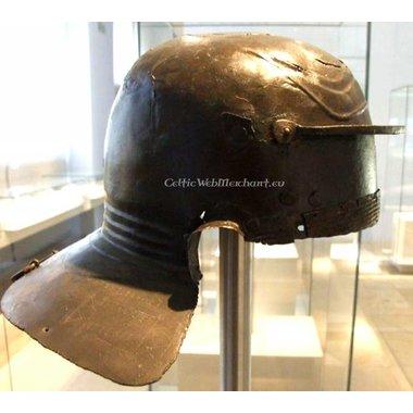 Imperial Gallic galea I, Moguntiacum