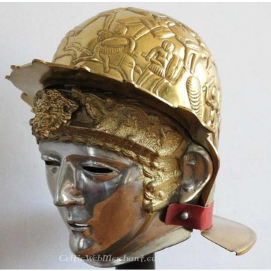 Romeinse sporthelm