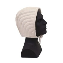 Kettle hat with edge and visor