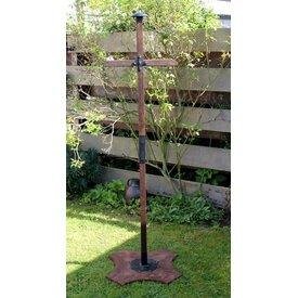 Træ står, 180 cm