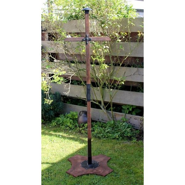 Wooden stand, 180 cm