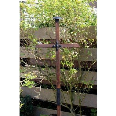 Supporto in legno, 180 cm