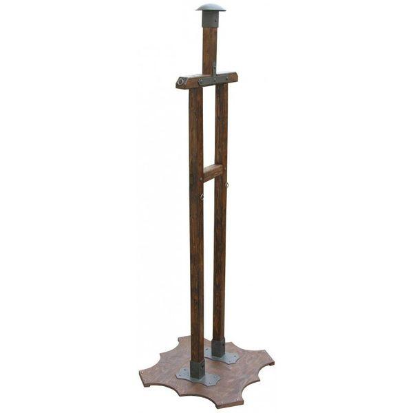 Soporte de dos patas, 188 cm