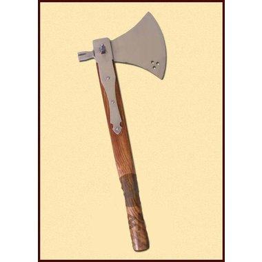 Hache avec marteau, 16ème siècle