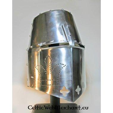Royal great helmet