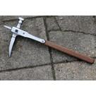 Martello da guerra con punta extra lunga