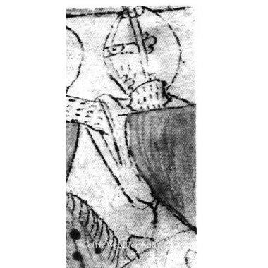Grand heaume conique (Sir William de Staunton)