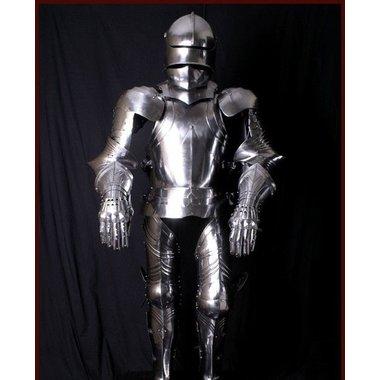 Armure, 15ème siècle