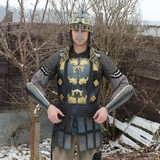 Persian suit of armour