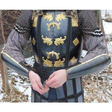 Costume persan d'armure