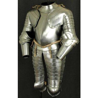 Mitad armadura Johann Georg I