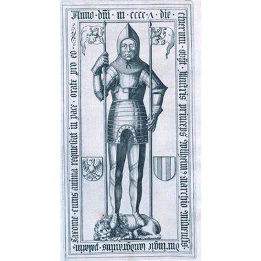 Laat-14de eeuws harnas