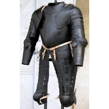 Suit of armour Augustus of Saxony