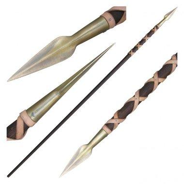 Longue lance grecque
