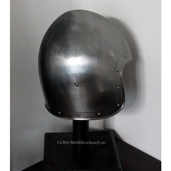 Bassinet Galloglass (guerriers irlandais descendants des Vikings)