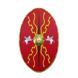 Bouclier ovale d'auxiliaire romain