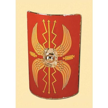 Roman legionary shield