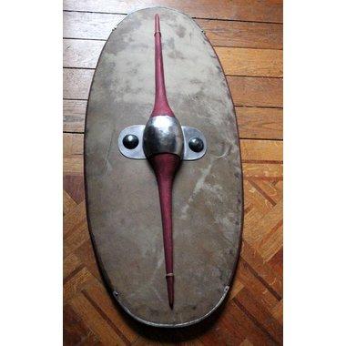 Celtic shield La Tène