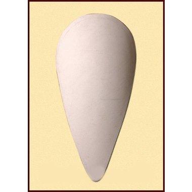 Escudo Normando blanco