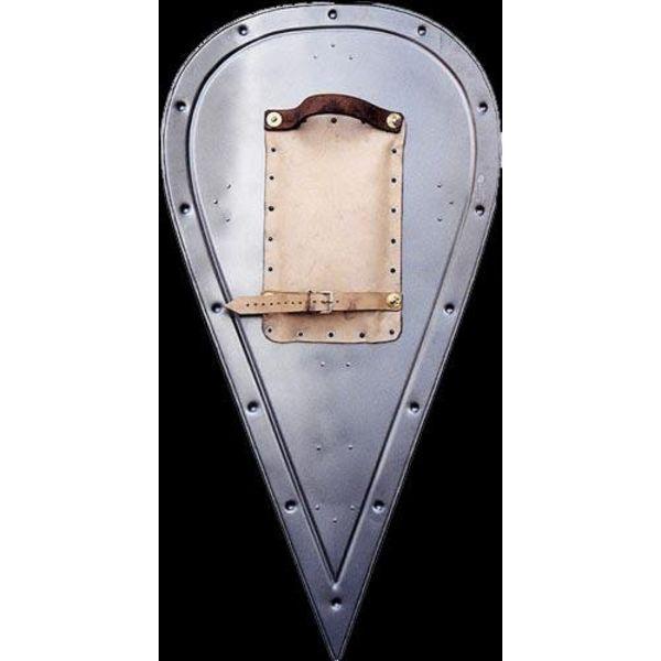 Bouclier Normand, en acier