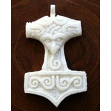 Bone Swedish Thors hammer
