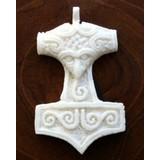 Martello di Thor di osso Svedese