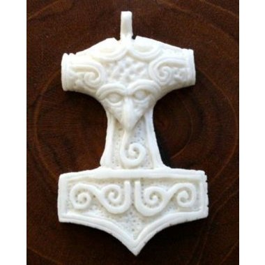Bone Swedish Thors hammer