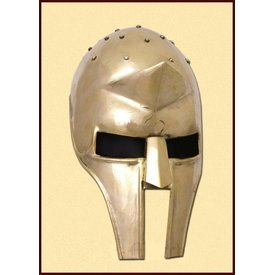Helmet The Gladiator brass