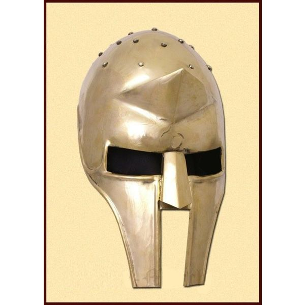 Helm The Gladiator messing