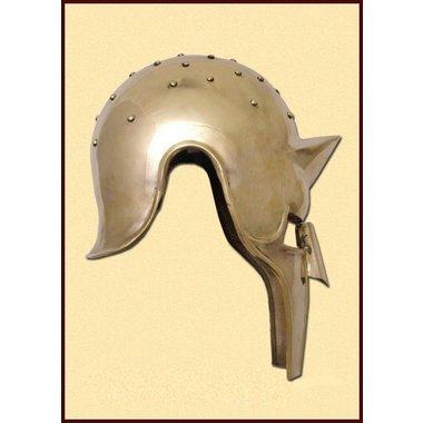 Laiton Casque Le Gladiateur