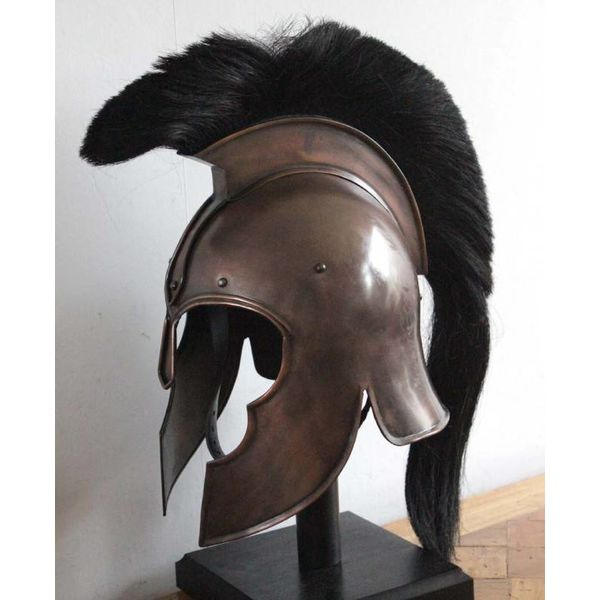 Corinthian helmet from Troy