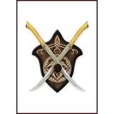 Cuchillos de combate de Legolas