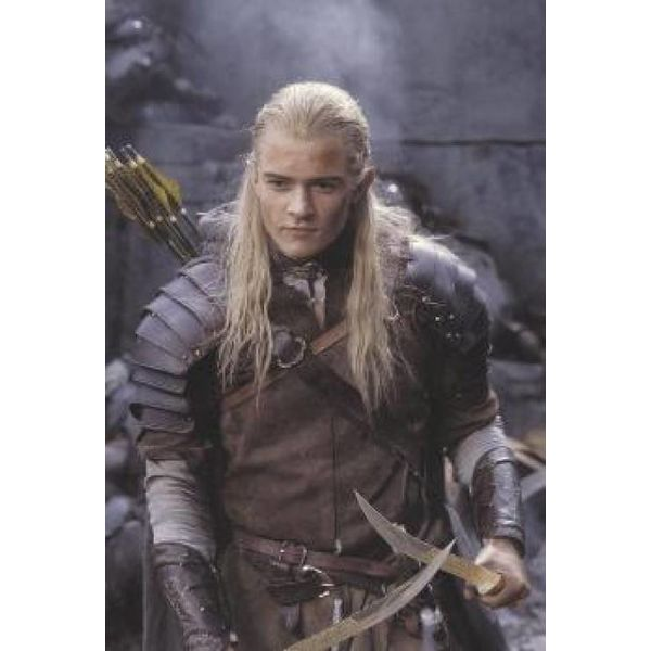 Battle knives of Legolas
