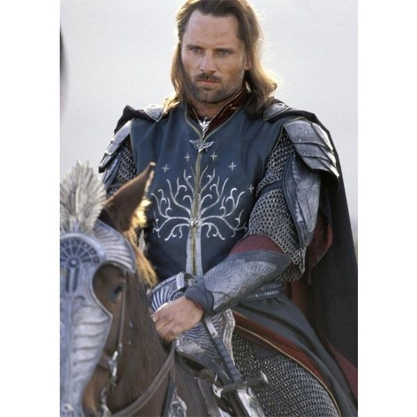 Anduril épée, roi des Elessar