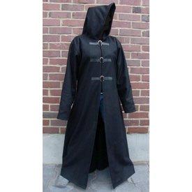 Długi płaszcz