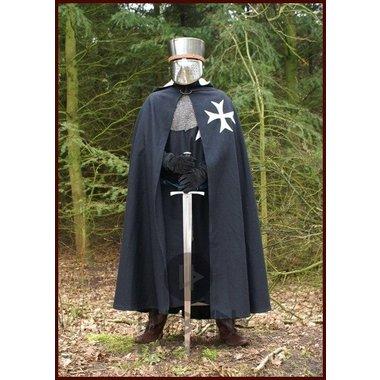Historical Hospitaller cloak