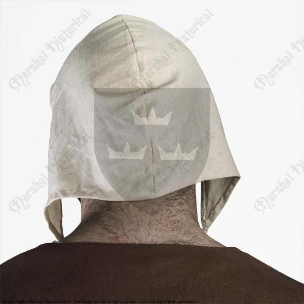 Marshal Historical 12th - 13th century cap
