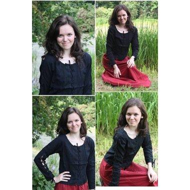 Blusa Andrea negro