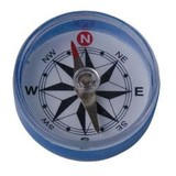 Emergency compass