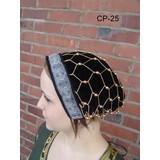 Kapje met haarnet