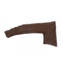 Ulfberth Paire de protection d'épaules, anneaux aboutés, 8mm
