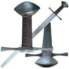 Epée, fin de la période normande