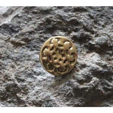 Set of 10 15th century buttons