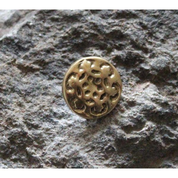 Marshal Historical conjunto de 10 botones siglo 15
