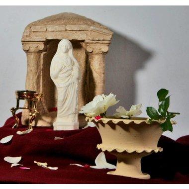 Braciere incenso romano