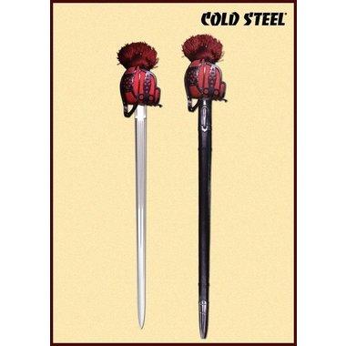 Epée à deux tranchants