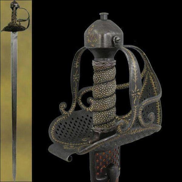 Hanwei Cromwell sword