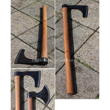 Hache Viking, Huscarl skeggox